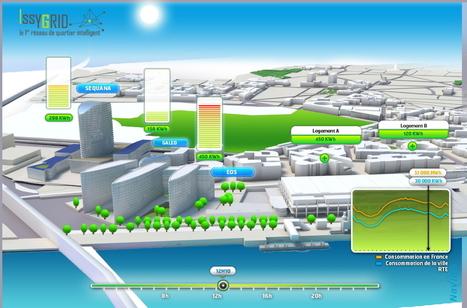 Réseaux intelligents : ERDF et Alstom développent des logiciels de gestion | Matériel électrique | Scoop.it