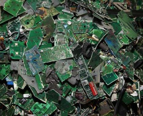 Electronics recycling a booming industry | Restore IT Storage, Recylcing and Secure Destruction | Scoop.it