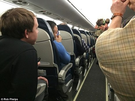 New research shows the aisle seat is the most germiest on a plane | Daily Mail (UK) | CALS in the News | Scoop.it