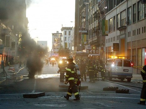 New York City has an exploding manhole problem | 911 | Scoop.it