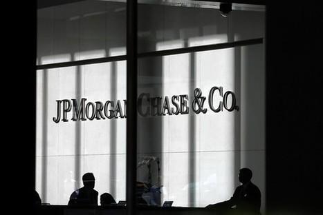 FBI Probes Possible Hacking Incident at J.P. Morgan | Internet Security 101 | Scoop.it