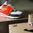 Nike Air Reivented | paper-toy | Scoop.it