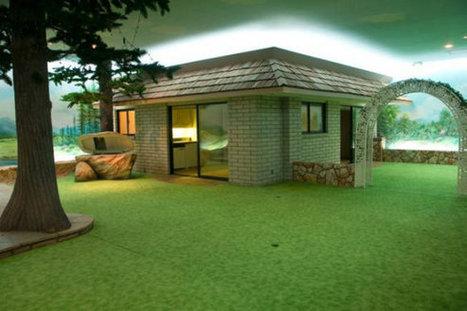 Pour vivre en paix, choisissiez l'abri anti-atomique | Solutions pour l'habitat | Immobilier : insolite | Scoop.it