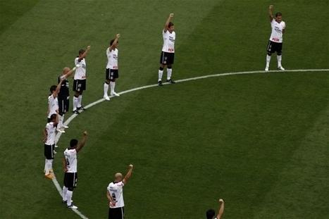 Quand des stars du foot risquaient leur carrière, voire leur vie, pour la démocratie et la justice | Brésil 2014 - Politique et société | Scoop.it