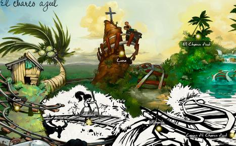 El Charco Azul / The Blue Pond | Interactive & Immersive Journalism | Scoop.it