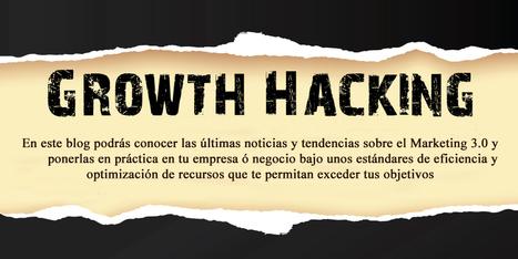 #Growth Hacking : ¿Por qué debería implementarse el S-Marketing en tu empresa?   Técnicas de Growth Hacking:   Scoop.it