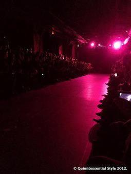 Quinntessential Style: Fashion, Future, Fournié: Paris Couture Spring 2012 | Julien Fournié | Scoop.it