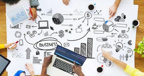 Des comportements collaboratifs pour améliorer la croissance des petites entreprises | Réseaux d'experts | Scoop.it