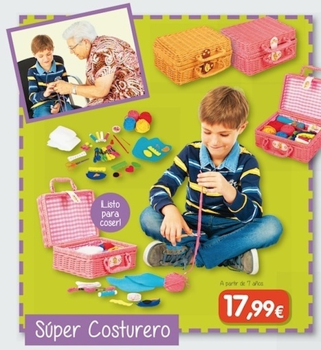 Toy Planet: el éxito de un catálogo de juguetes español y no sexista | Spanish lessons | Scoop.it