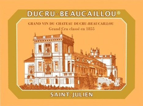 Ducru-Beaucaillou declared world's best Cab blend in blind tasting | Wine cellar | Scoop.it