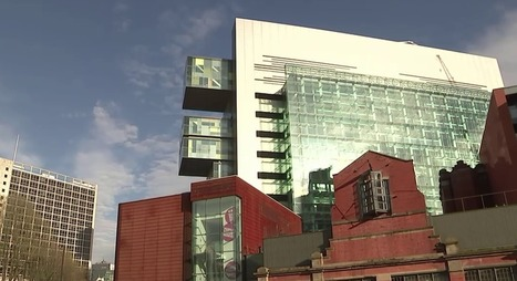 La ville de Manchester fait le pari de la culture : la bibliothèque centrale tout juste rénovée... | Quatrième lieu | Scoop.it