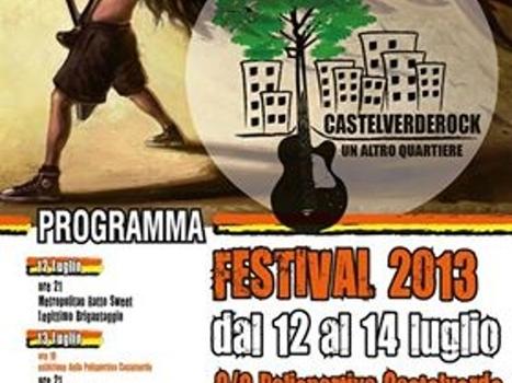 Torna Castelverderock, il festival musicale delle band emergenti | Il Rock Emergente Italiano | Scoop.it