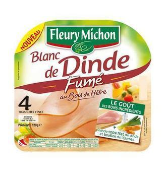 Fleury Michon confirme son engagement nutritionnel - Process Alimentaire   Innovation agroalimentaire   Scoop.it
