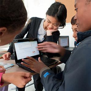 Projet » Dossiers » Le numérique, une chance pour l'école ?   eLearning et eCampus ULg   Scoop.it