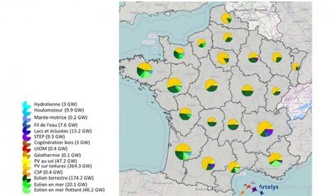 Energie : le rapport caché sur une France 100% renouvelable | Mediapart | Tout le web | Scoop.it