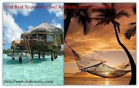 Best Tour and Travel Companies in Chandigarh | Panchkula | Mohali | Tricity | Johnes Joseph | Scoop.it