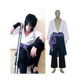 Naruto Low Price Standard Size Shippuden Sasuke Uchiha Cosplay Costume -- CosplayDeal.com | Naruto Cosplay | Scoop.it