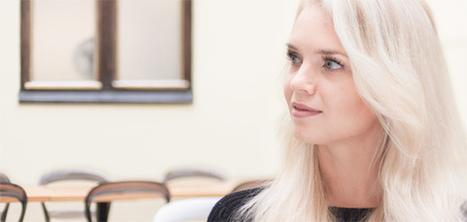 Miss Suomi Lotta Hintsa: Minusta piti tulla työnarkomaani ja konsultti -- Cross Section 2013 | Nuoren asialla | Scoop.it