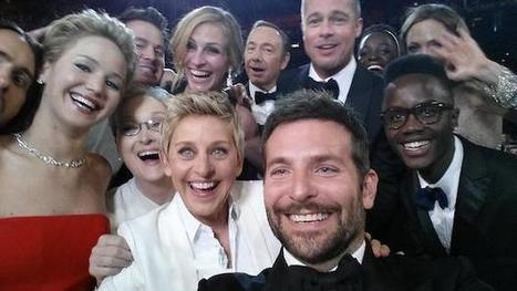 Ellen Oscar Selfie Officially Most Retweeted Photo Ever, 2.5 Million and Counting | xposing world of Photography & Design | Scoop.it