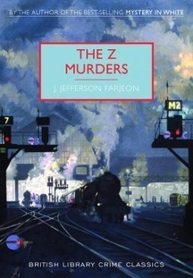 The Z Murders by J Farjeon – Why Z? | Kindle Book reviews | Scoop.it