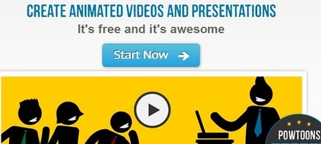 Birth of the Cool: 9 Easy To Use Animation Tools | digital marketing strategy | Scoop.it