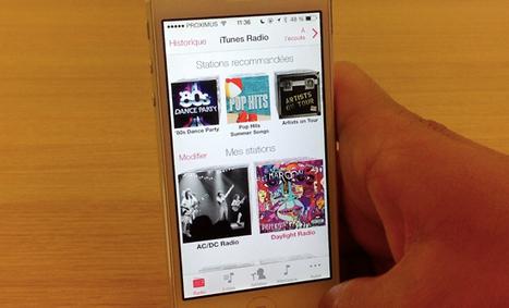 iTunes Radio : plus de précisions sur les publicités | La communication d'une radio | Scoop.it