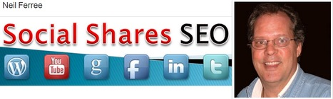 Social Shares + Signals is Social SEO | Google Plus and Social SEO | Scoop.it