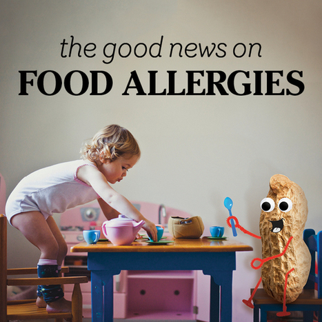 New hope for kids with serious food allergies – Today's Parent | Stress, Immunity & Resiliency | Scoop.it