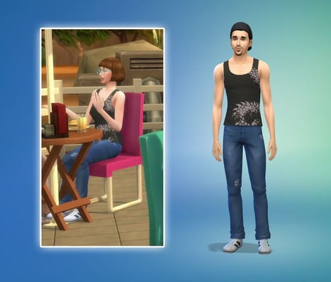 The Sims 4: New Unisex CAS Feature Hint << Sims Community | Les Sims | Scoop.it