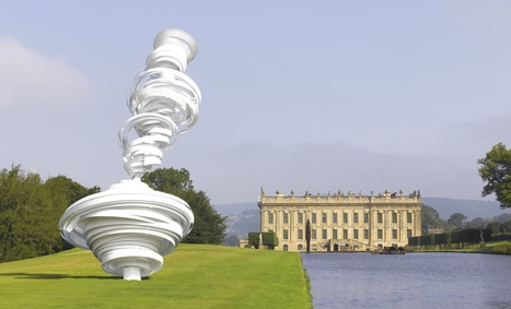 Alice Aycock: Cyclone Twist | Art Installations, Sculpture, Contemporary Art | Scoop.it