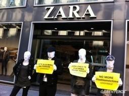 La moda tóxica de ZARA y el Street Marketing   esViral.com   street marketing   Scoop.it