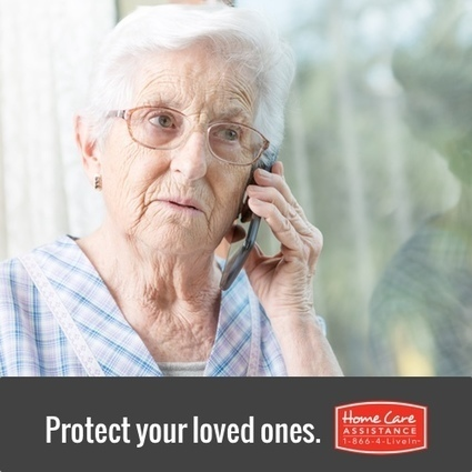 Scams Targeting Seniors | Home Care Assistance of Jacksonville | Scoop.it