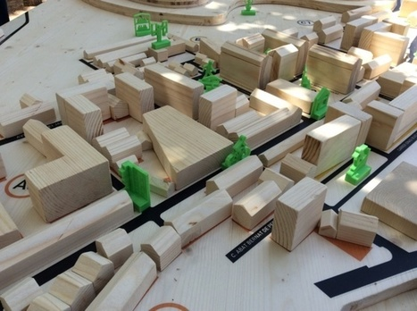 Cuando el ciudadano participa en la regeneración de la ciudad | Participatory & collaborative design | Diseño participativo y colaborativo | Scoop.it