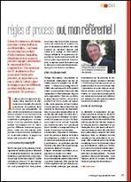 règles et process : oui, mon référentiel ! | Information KM Veille IE | Scoop.it