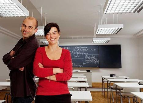 La hora de los docentes   Noticias, Recursos y Contenidos sobre Aprendizaje   Scoop.it