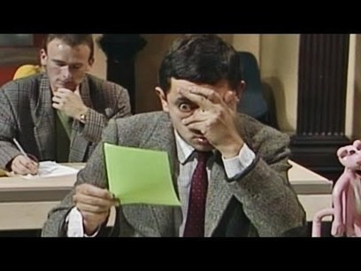 Mr. Bean - The Exam | Money | Scoop.it