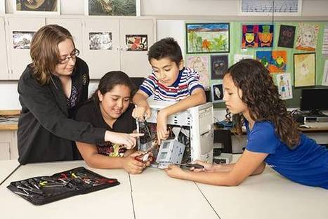 Student-run Tech Support Programs Advance at the Speed of Technology -- THE Journal | 21st Century Art Education | Scoop.it
