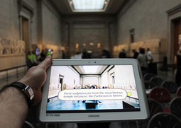 The British Museum and Samsung bring augmented reality to ... | Augmented Reality - Réalité Augmentée | Scoop.it