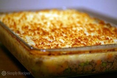 Easy Shepherd's Pie Recipe   Eating Culture   Cooking   Cuisine   Recipes   Hobby, LifeStyle and much more... (multilingual: EN, FR, DE)   Scoop.it