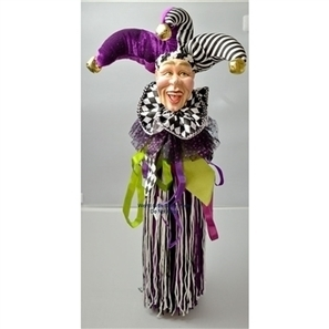 Katherine's Collection Jester - Wine Cover Doll | Home Gifts | Scoop.it
