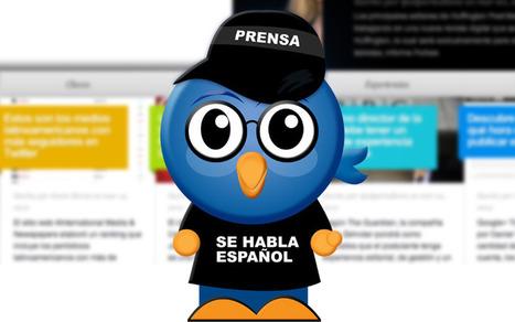 30 cuentas en Twitter que deben seguir los estudiantes de periodismo (II)   ciberperiodismo ciudadano   Scoop.it