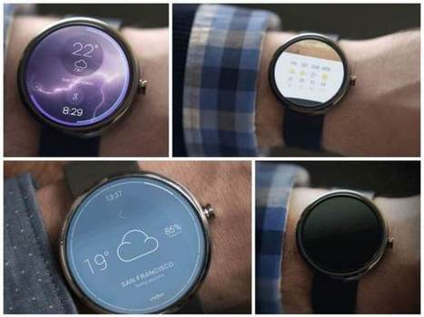 'Smartwatch' para personas con discapacidad visual | Salud Visual 2.0 | Scoop.it