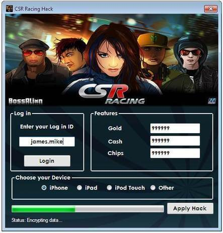 CSR Racing Hack Tool Download now For free | android ios and facebook game cheats | Scoop.it