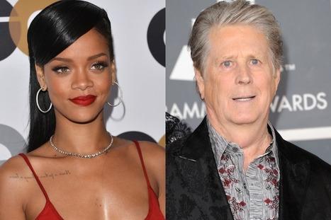 Rihanna, Brian Wilson, Everyone Suddenly Mad at Pandora   Internet Radio Fairness Act   Scoop.it
