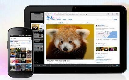 Mozilla rilascia Firefox 15 per Android | Social Media: tricks and platforms | Scoop.it