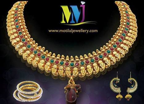 Necklace Set Online   Online Jewellery Shopping   Scoop.it
