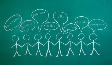 7 Cognitive Advantages of Learning a Foreign Language   Fun Languages   Language   Scoop.it
