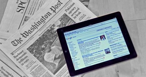 Medios impresos y aproximaciones al periodismo digital /Martínez Semanate, Rodrigo Alejandro   Comunicación en la era digital   Scoop.it
