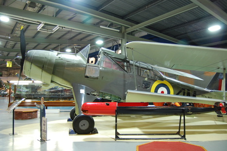 Fairey Albacore - the failed replacement! | Warbirds | Scoop.it