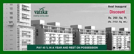 Vatika Boulevard Residences   property   Scoop.it